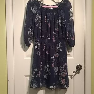 Maurices dress small.